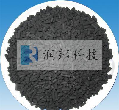 回收溶剂用煤质活性炭(图1)