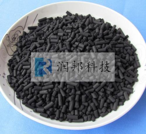 煤质柱状活性炭(图1)